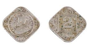 Старая монетка Стоковое Изображение RF
