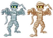 Старая мумия Стоковые Фото