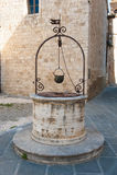 Старая наилучшим образом в Тоскане, Италии Стоковое фото RF