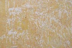 Старая наслоенная стена штукатурки Стоковое Изображение RF