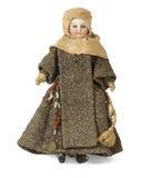 Античная кукла монашки Стоковые Фотографии RF