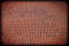 Старая обесцвеченная крыша плиток Стоковые Фотографии RF