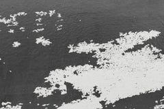 Старая облупленная краска слезая Grungy треснутую стену Отказы, Peeli Стоковые Фото