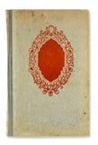 Старая обложка книги Стоковые Фотографии RF