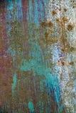 Старая огорченная античная деревянная предпосылка Grunge Стоковые Фото