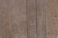 Старая опустошенная деревянная стена Стоковое фото RF