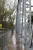 Старая дорога Валенсия моста Стоковое Изображение