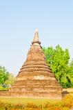Пагода на тайском виске, Таиланд Стоковое Фото