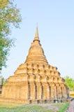 Пагода на тайском виске, Таиланд Стоковая Фотография RF