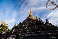 Старая пагода Стоковые Изображения