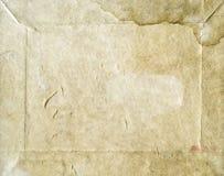 Старая пакостная бумажная предпосылка Стоковое Изображение RF
