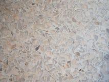 Старая пакостная красочная текстура камня гранита отполировала пол Стоковые Фото