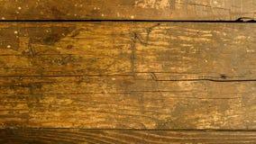 Старая пакостная предпосылка древесины стола Стоковые Изображения RF