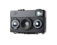 Старая, пакостная старомодная камера фильма Стоковое Фото