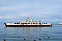 старая парома морская Стоковые Фотографии RF