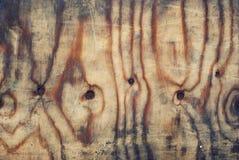 старая переклейка стоковое изображение