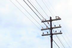 Старая передача электроэнергии Стоковая Фотография RF