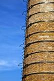 Старая печная труба здания архитектуры Стоковые Фото