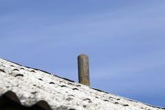 Старая печная труба Стоковое Фото