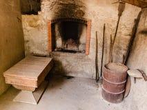 старая печь Стоковое Изображение RF