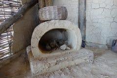 Старая печь Стоковые Изображения RF