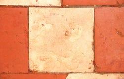 старая плитка Стоковые Изображения RF