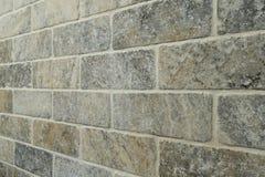 Старая поверхность предпосылки текстуры кирпичной стены для дизайна и украшения Стоковые Фото