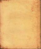 Старая поврежденная античная старая пустая предпосылка Стоковое Фото
