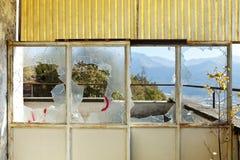 Старая покинутая дом Стоковые Фото