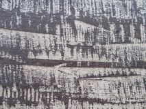Старая покрашенная деревянная черная доска, clolse вверх деревянной поверхности стоковая фотография rf