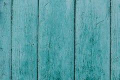 Старая покрашенная деревянная текстура стены Стоковые Фото