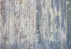 Старая покрашенная деревянная текстура стоковые фотографии rf