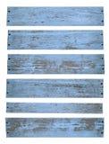 старая покрашенная древесина Стоковое Изображение RF