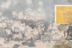 Старая покрашенная текстура стены для предпосылки стоковое изображение