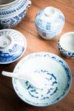 Старая посуда стоковые изображения