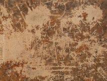 Старая поцарапанная бумажная винтажная предпосылка Стоковое фото RF