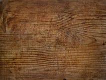 Старая поцарапанная предпосылка деревянной доски Стоковые Изображения