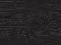 Старая поцарапанная сгорели чернотой, который предпосылка доск угля Стоковые Изображения