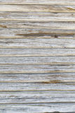Старая поцарапанная стена тимберса Стоковое фото RF
