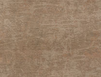 Старая поцарапанная упаковочная бумага broun, винтажный безшовный bac картины Стоковые Фото