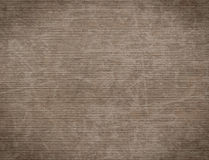 Старая поцарапанная упаковочная бумага broun, винтажный безшовный bac картины Стоковое Изображение