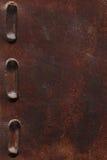 старая пояса коричневая кожаная Стоковая Фотография RF