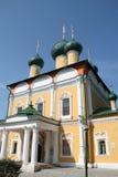 Старая православная церков церковь в Uglich Стоковая Фотография