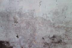 Старая предпосылка бетонной стены Стоковая Фотография