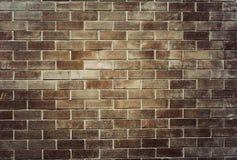 Старая предпосылка кирпичной стены стоковое изображение rf