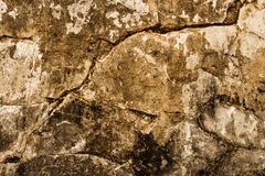 Старая предпосылка каменной стены стоковое фото