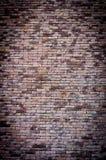 Старая предпосылка кирпичной стены grunge Стоковое Фото