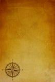 Старая предпосылка папируса Стоковое фото RF
