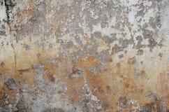 Старая поверхность стены гипсолита Стоковое фото RF