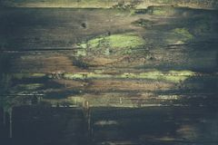 Старая предпосылка древесины амбара Стоковые Фото